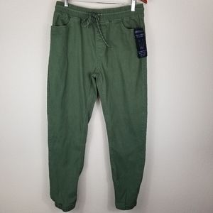 NWOT Raw Yarn Indusries Convertible Joggers